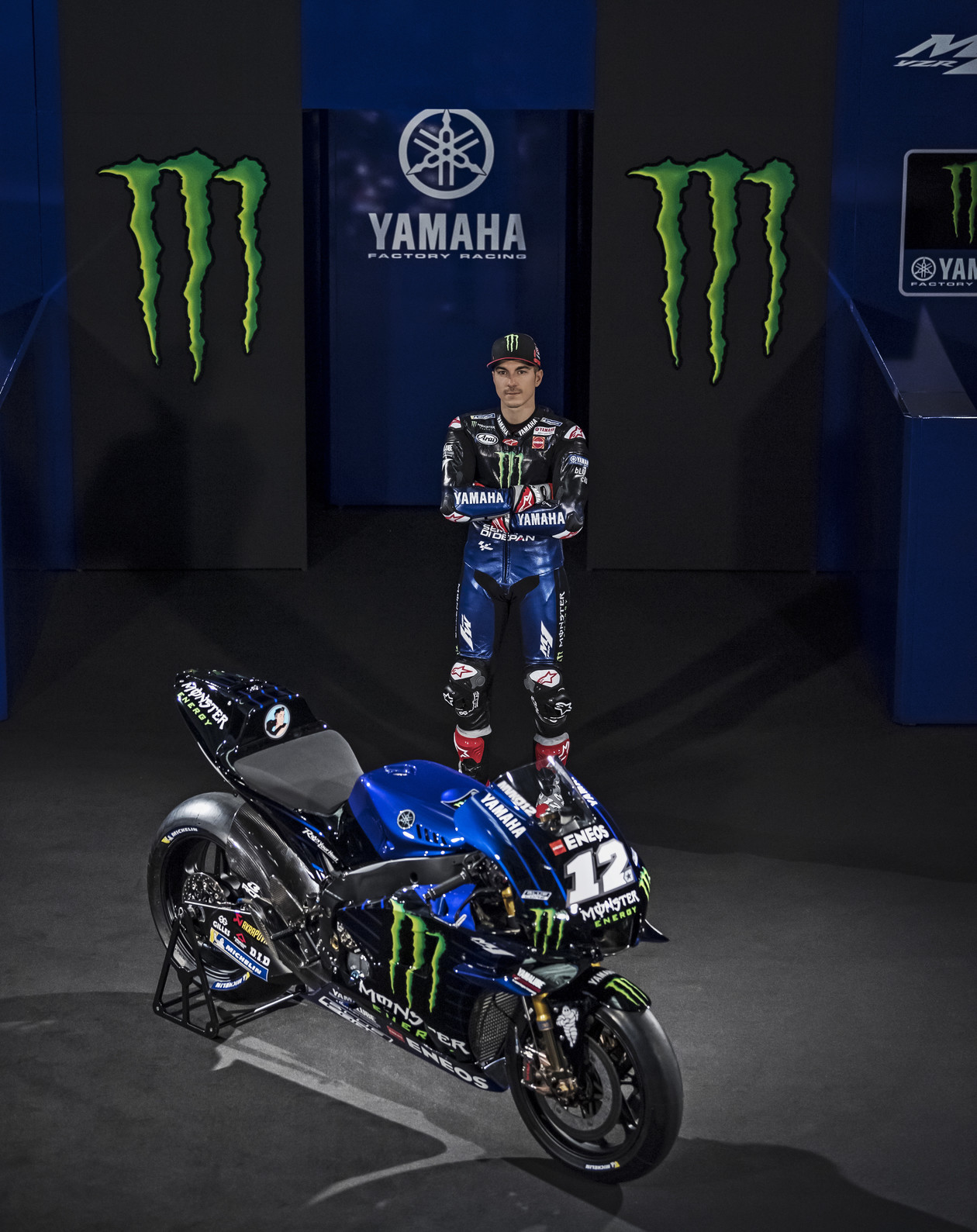 Foto de Monster Energy Yamaha MotoGP 2019 (36/65)