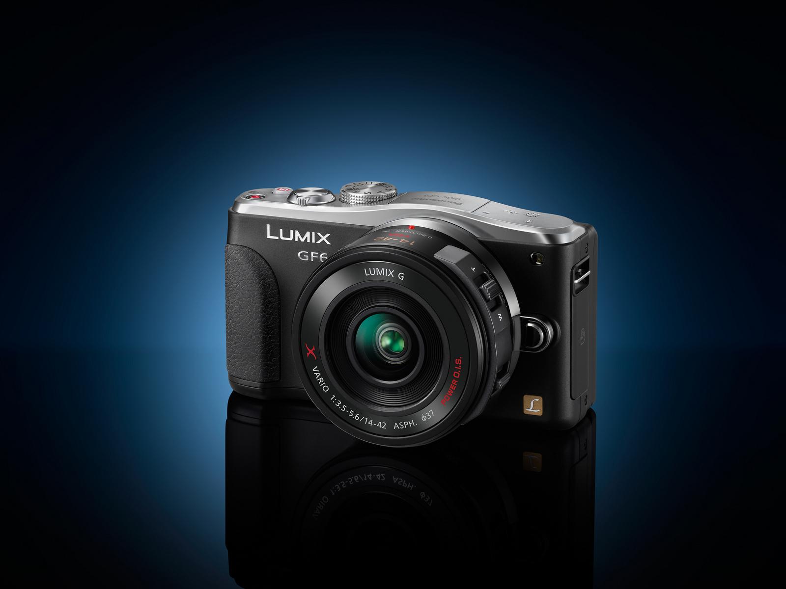 Foto de Panasonic Lumix GF6 en México (1/7)