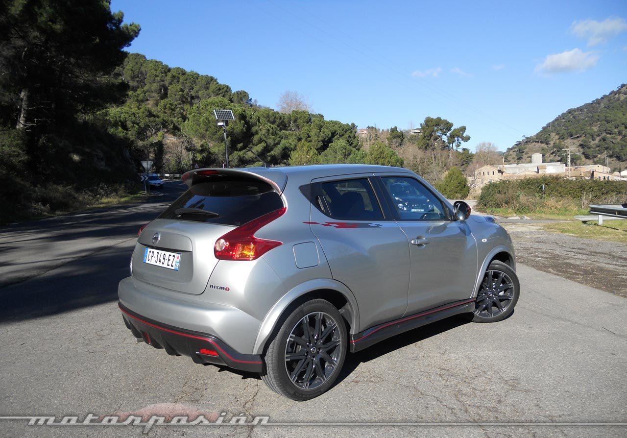 Foto de Nissan Juke Nismo (presentación propias) (10/45)