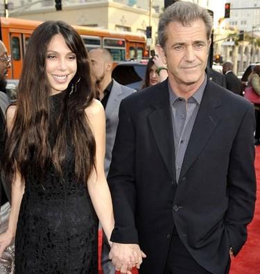 Mel Gibson ya es padre otra vez