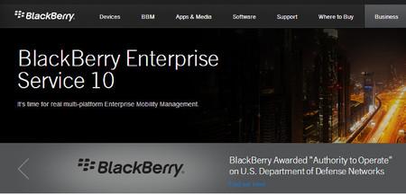 BlackBerry Enterprise Service 10, la solución al reto del BYOD para la empresa
