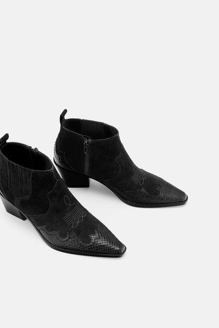 Botas Cowboy Zara 06