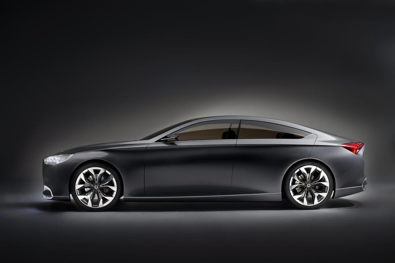 Foto de Hyundai HCD-14 Genesis Concept (4/15)