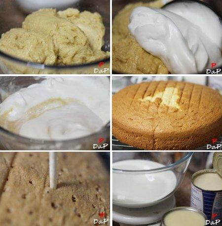 como se hace tres leches