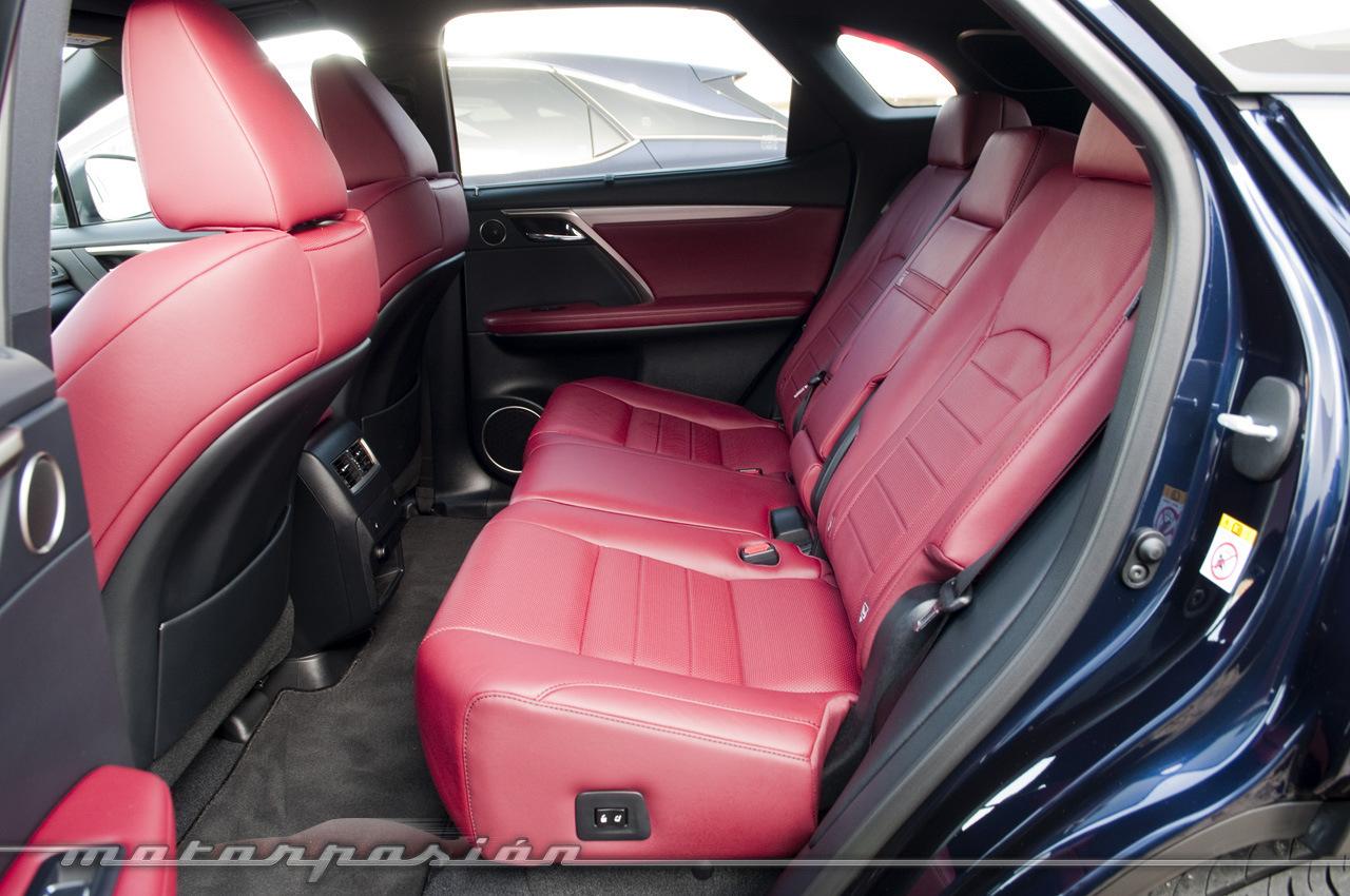 Lexus RX 450h, toma de contacto
