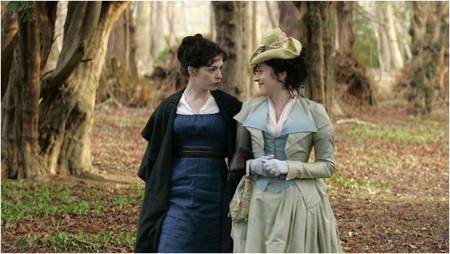 Jane Austen no se acostó con ningún Mister Darcy, pero tuvo posibilidades de disfrutar del sexo lésbico