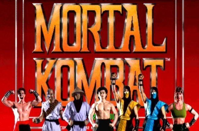 Los luchadores originales del videojuego Mortal Kombat