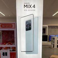 """Este es el Xiaomi Mi MIX 4: se filtra la primera imagen que muestra su diseño trasero y adelanta la cámara frontal """"invisible"""""""