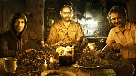 Resident Evil 7 Cena