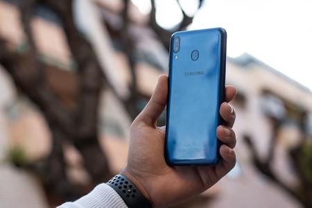 Samsung Galaxy M20 más barato y al mejor precio: 199 euros, la oferta del día en Amazon