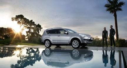 Galería de imágenes del Citroën C-Crosser