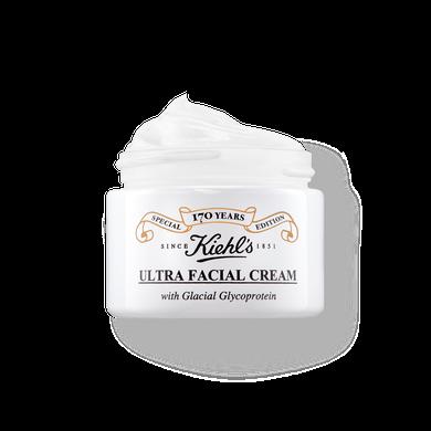 Commemorative Ultra Facial Cream crema hidratante diaria de 24 horas de Kiehl's.