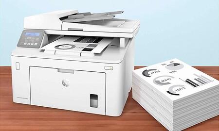 La impresora multifunción HP LáserJet Pro M148dw está superrebajada en El Corte Inglés. La tienes por sólo 112,41 euros