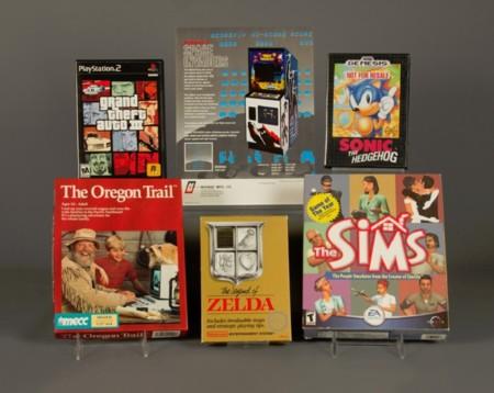 Zelda, GTA III o Sonic se unen al Salón de la Fama de los Videojuegos