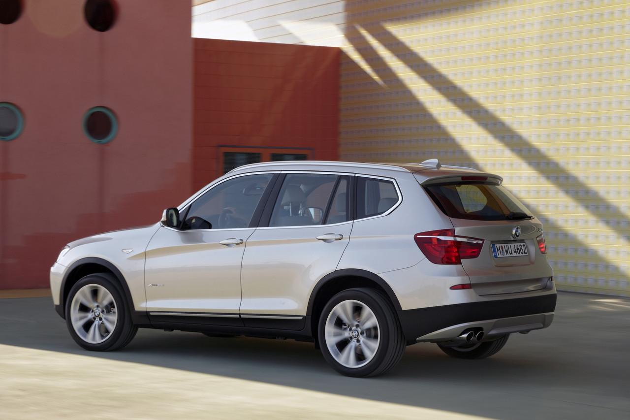 Foto de BMW X3 2011 (51/128)
