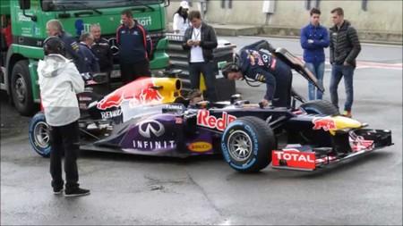 Red Bull Verstappen Spa