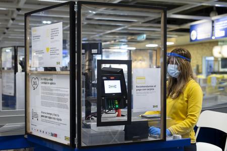 Ikea reabre sus tiendas de las zonas en fase 2, entre fuertes medidas de seguridad y protección