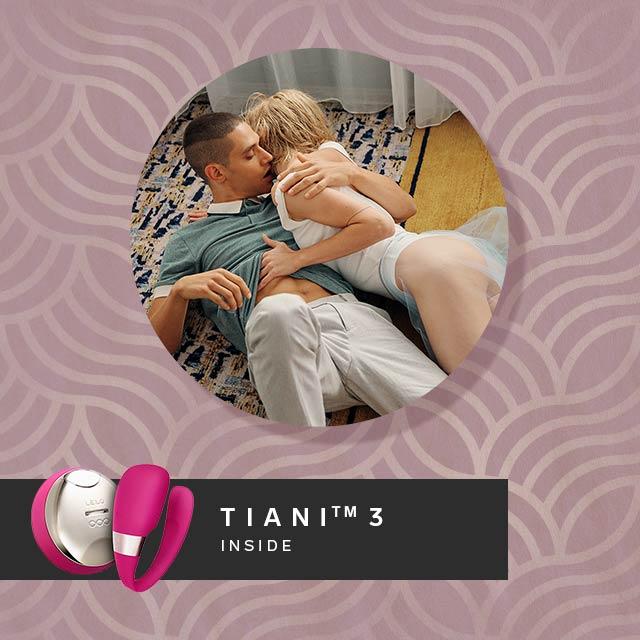 Pack con TIANI 3, TOR 2, un pack de 36 condones LELO HEX y un bote de Hidratante personal de 75 ml