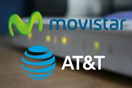 AT&T vs Movistar: así compiten en el mercado de internet doméstico por 4G LTE en México