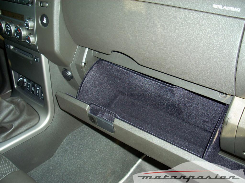 Foto de Nissan Pathfinder (prueba) (37/48)