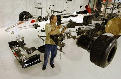 Honda F1 Piezas