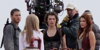 'Resident Evil: Afterlife'. Primeras imágenes del rodaje de esta cuarta película