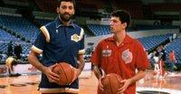 'Hermanos y enemigos', la difícil relación entre Divac y Petrovic