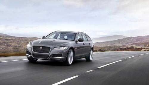 Lujo, tecnología y desempeño: el Jaguar XF Sportbrake quiere ser la vagoneta definitiva