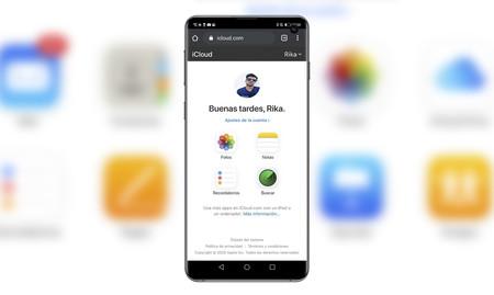 iCloud.com ya es accesible desde el navegador en iOS y Android