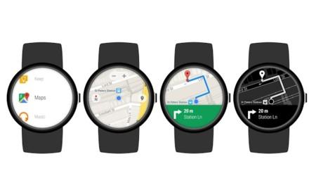 Google Maps se actualiza en Android Wear para una mejor navegación