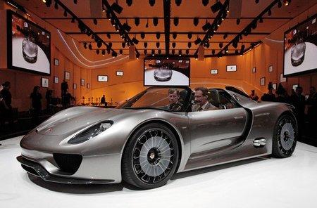 ¿Saldrá el Porsche 918 Spyder a la venta? Parece que sí