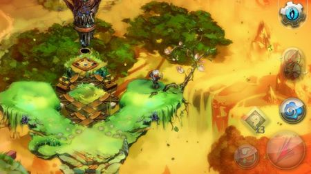 'Bastion' ha llegado finalmente también a iPhone e iPod Touch