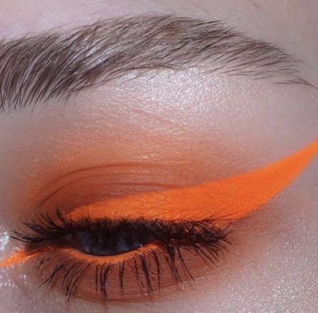 Eyeliner Naranja