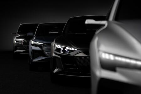 Audi Electricos Faros Frontal
