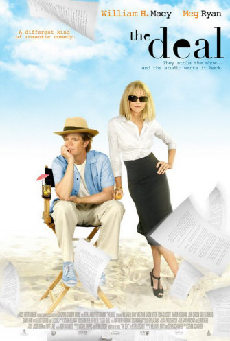 Póster de 'The Deal', con Meg Ryan y William H. Macy