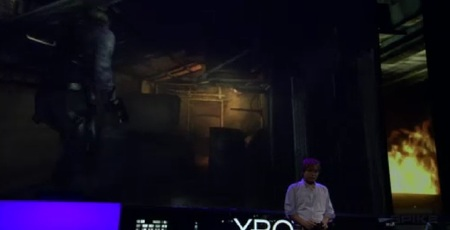 'Resident Evil 6' nos muestra acción por un tubo en su nuevo y palomitero vídeo. Atentos a la escena del helicóptero [E3 2012]