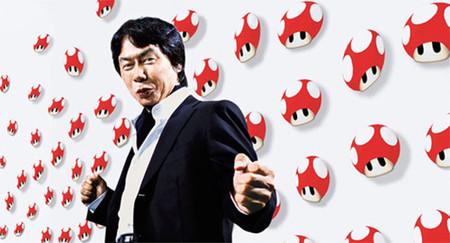 """Miyamoto: """"para una buena experiencia de juego necesitas un mando en las manos"""""""