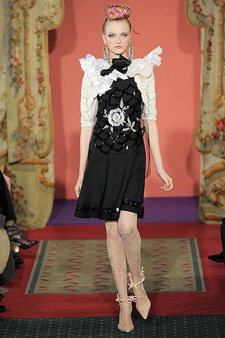 Christian Lacroix alta Costura primavera-verano 2009