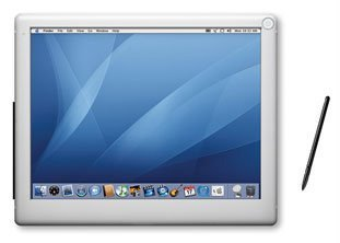 iTab, Tablet Mac a partir de un Ibook