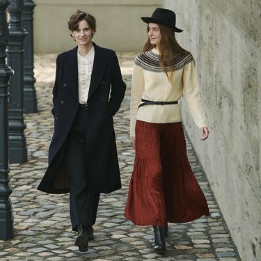 La colección de Uniqlo x Inès de la Fressange para este otoño nos traslada al París de los años 70 con prendas ideales