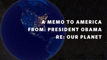 El gran plan contra el cambio climático que ha anunciado Obama