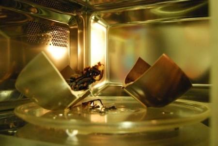 ¿Es buena idea encender el microondas si no hay nada dentro de él?