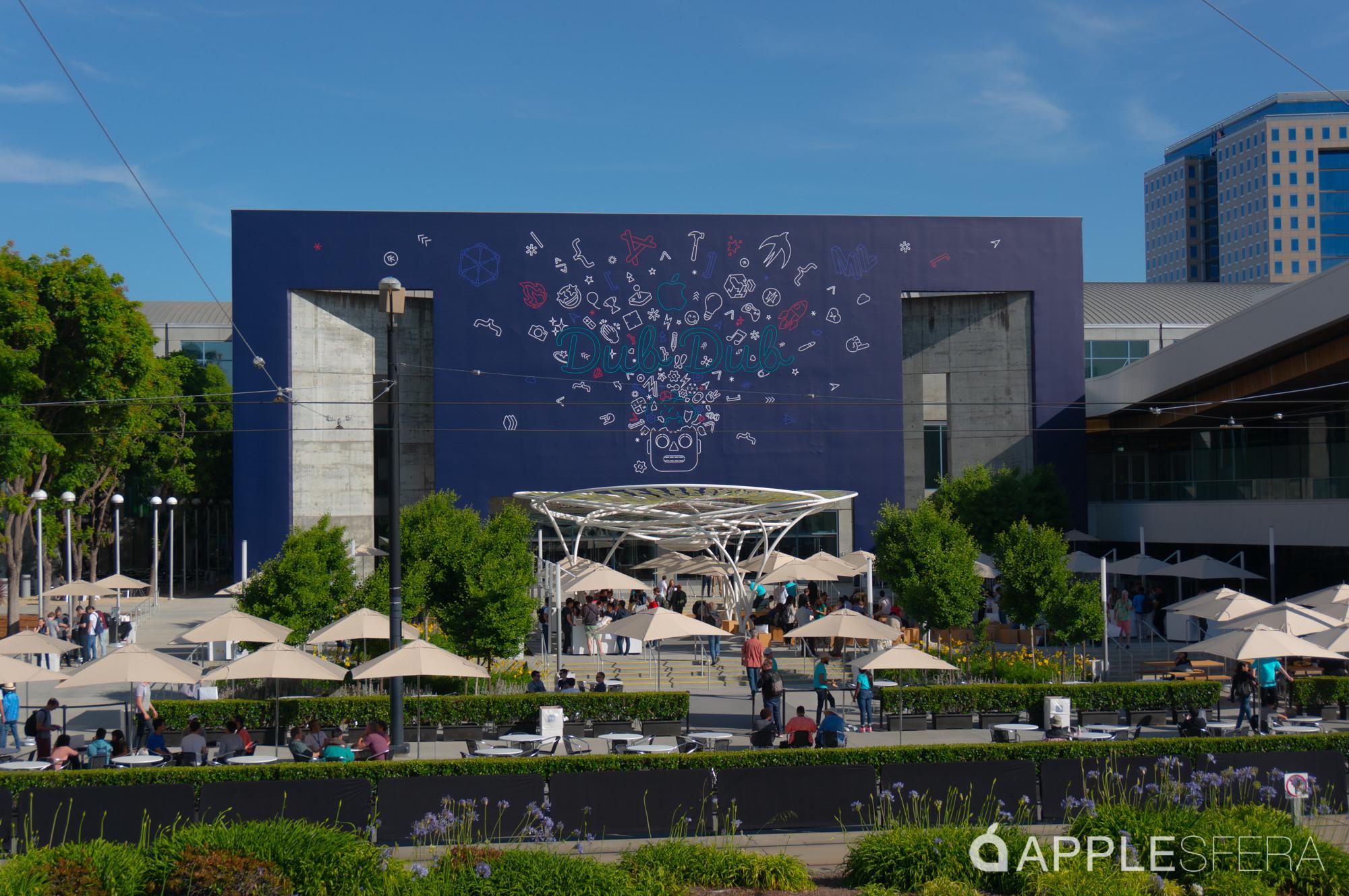 Foto de WWDC19 McEnery Center (3/35)