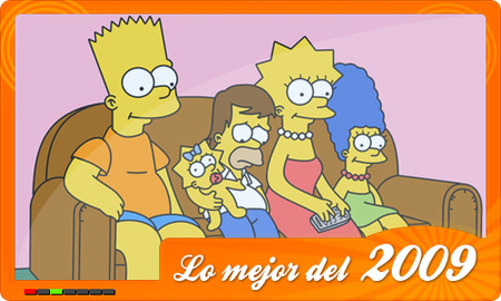'Los Simpson', mejor animación de 2009