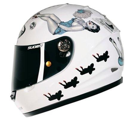 Suomy Vandal La Cocca, un casco de lo más sexy