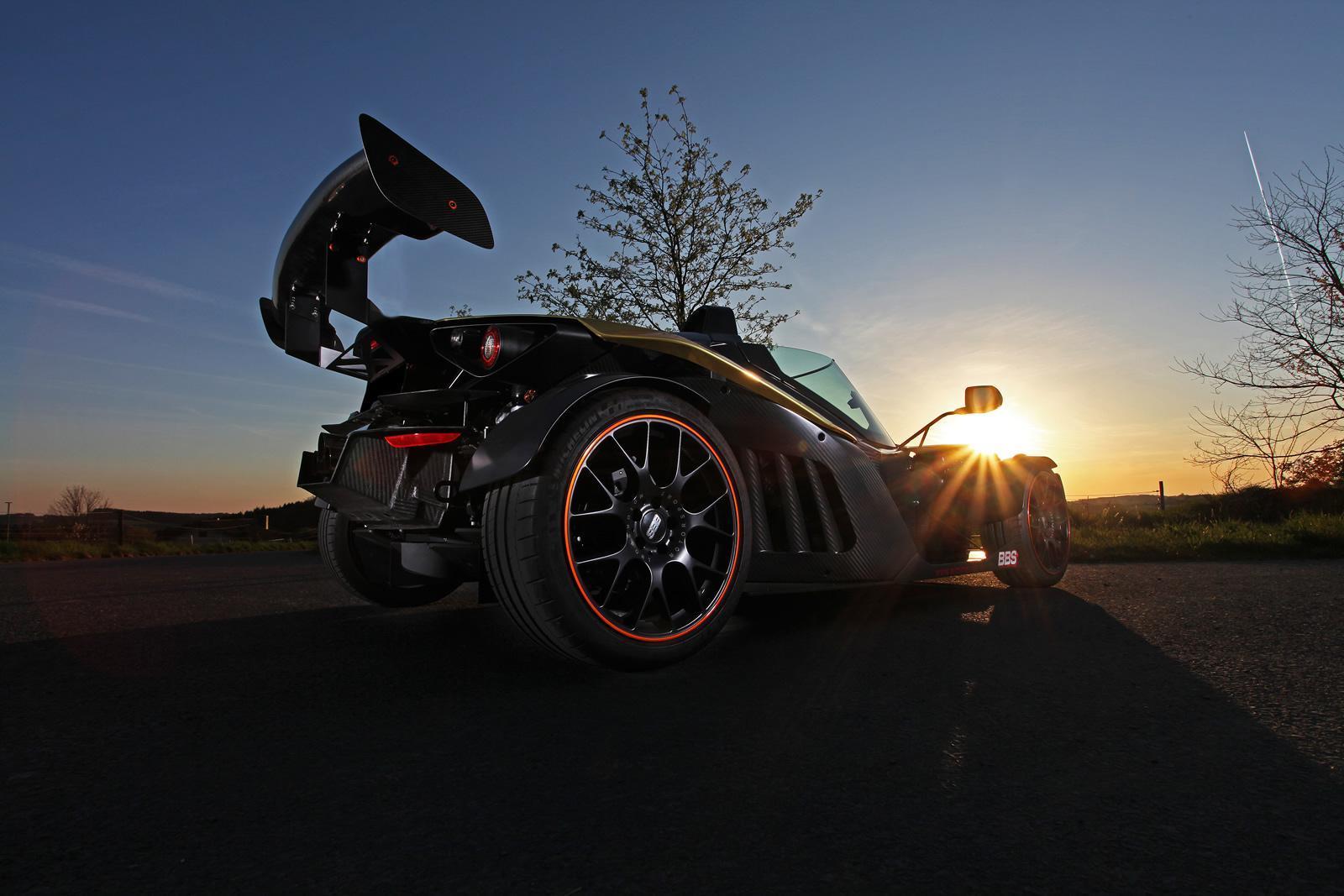 Foto de KTM X-Bow Dubai-Gold-Edition Wimmer (2/11)