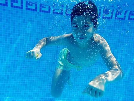 Retrato subacuático con Olympus TG-820
