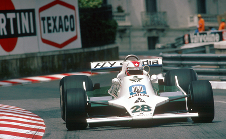 Clay Regazzoni - GP Mónaco 1979 - Williams FW07