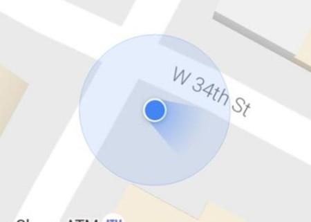 Maps Circulo Azul