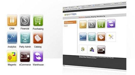 Software de código libre ERP para MAC